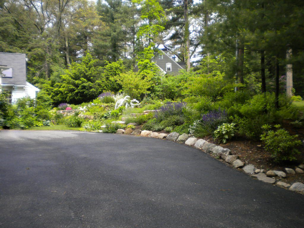 Driveway Slope (After)